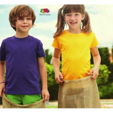 T-SHIRT VALUEWEIGHT BAMBINO